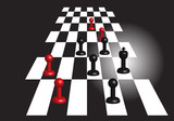 Strategic fight poster