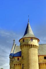 L'abbaye fortifiée