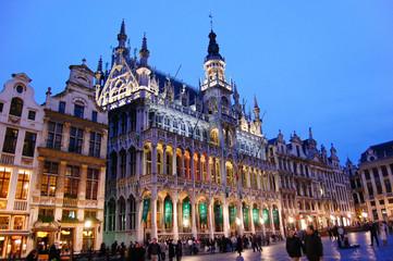 The Maison du Roi - Brussels, Belgium