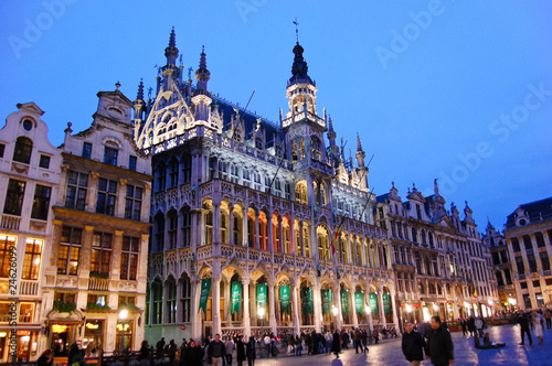 The Maison du Roi - Brussels, Belgium