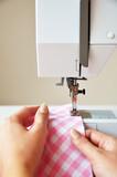 Dressmaker at work poster