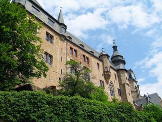 Castle - Marburg, Germany