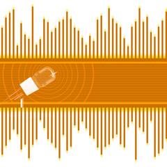 wave microfono