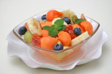 Macedonia di frutta in coppetta