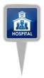 Hospital - Map Marker