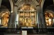 Eglise Santa Maria à Obidos au Portugal