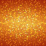 Fototapety Orange Red - Disco Matrix Background