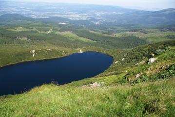 jezioro w górach 2