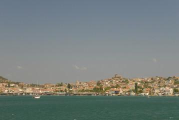 Cunda Island, Ayvalik, Turkey