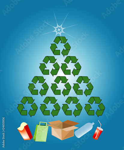 Recycle at Christmas