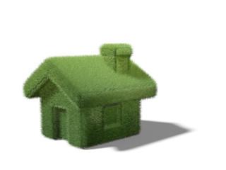 Una casa molto ecologica