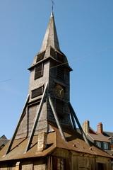 Eglise Sainte Catrine, Honfleur