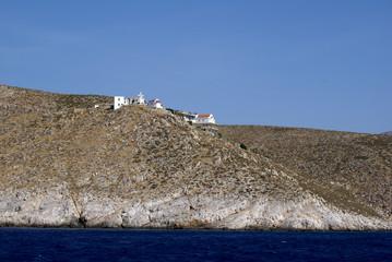 Monasteri Triados auf Kalymnos