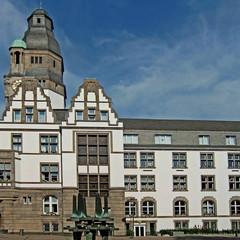 Altes Rathaus Gladbeck ( erbaut 1908 bis 1910 )