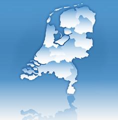 Holland Karte