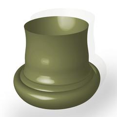 Green  Vase 2