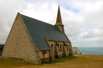 Chapelle d'Etretat, Normandie