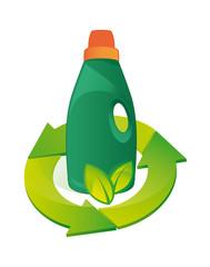 nettoyant, détergent  écologique