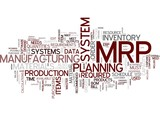 MRP Material Requirements Planning poster