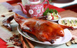 Peking Duck, China's most famous dish