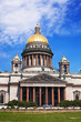 St. Isaac's Cathedral (Isaakevsky Sobor) in St. Petersburg
