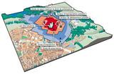 Risque industriel - Zonage du PPRT