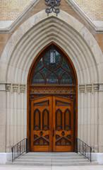 Ornate Door Entry