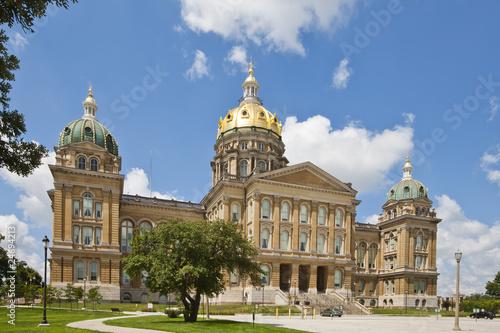 Iowa State Capitol - 24694213