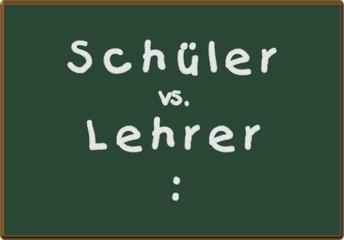 Schüler vs. Lehrer 3D