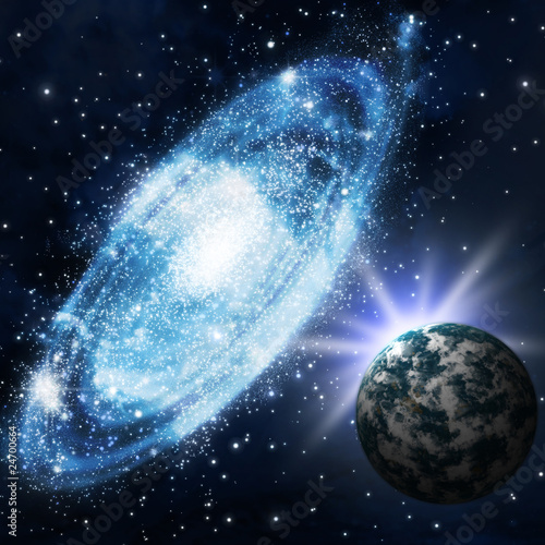 Stars and galagy