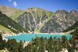 Le lac de Gaube en été