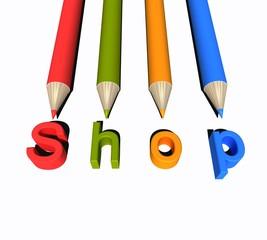 3d shop