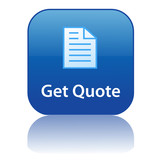 GET QUOTE Web Button (free quotation online service instant now) poster
