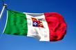 Bandiera della marina italiana