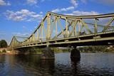 Glienicker Brücke Berlin Potsdam poster