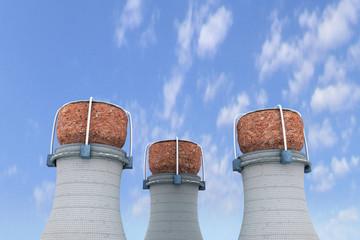 Emissionsverhütung mit Sofortwirkung