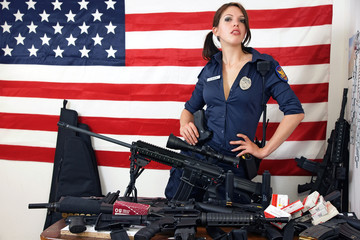 Amerikanische Friedenssicherung