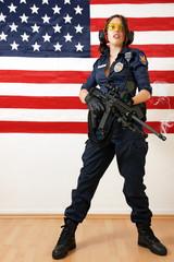 Friedensverteidigung Amerika