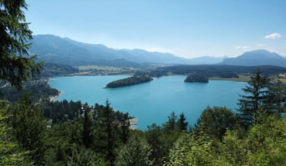 Faaker See - Kärnten - Österreich