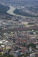 Stadt - Luftaufnahmen