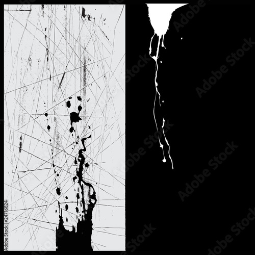 abstract grunge background frame © holydiver