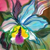 Fototapeta płótnie - artysta - Kwiat