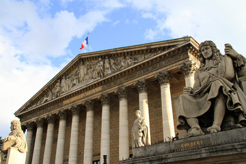 Assemblée Nationale - Paris