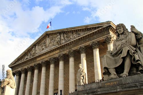 Assemblée Nationale - Paryż