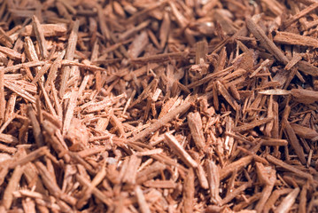 dried sandalwood