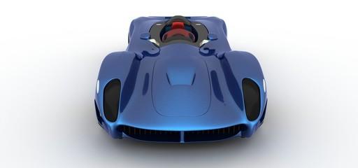 Concept Car front view