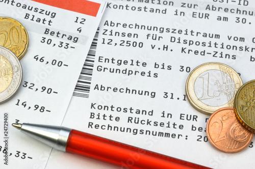 Kontoführungskosten