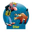 Lustige Sternzeichen: Stier