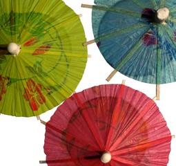 RGB umbrellas