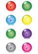 multicolor buttons